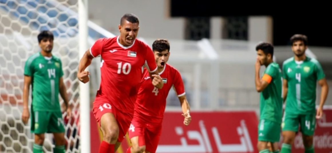 Palestine pound Pakistan 5-1 in AFC U19 qualifiers
