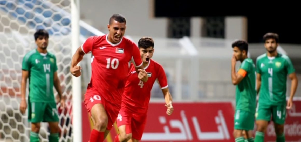 Palestine pound Pakistan 5-1 in AFC U19 qualifiers