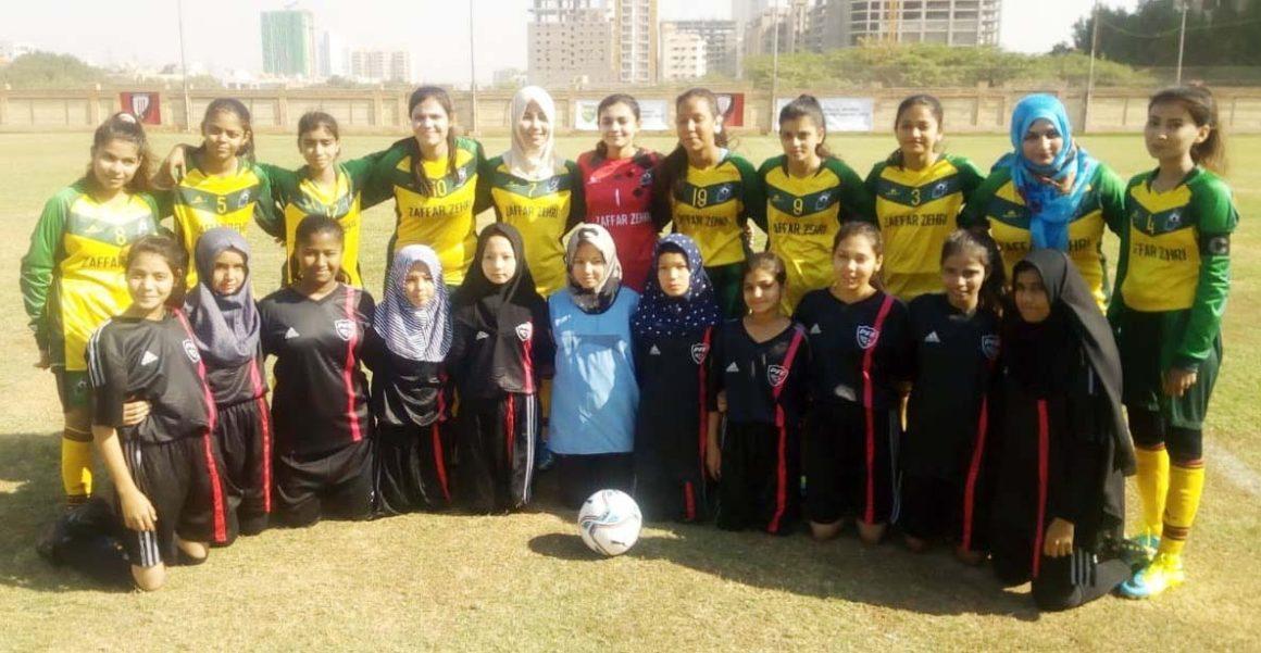 Muqaddas tops scoring charts in National Women Championship