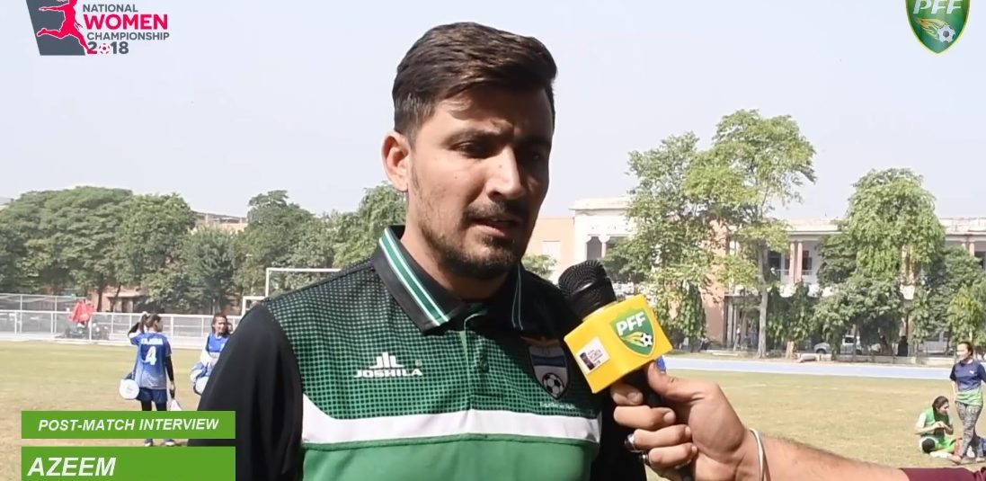 Ex-PFF officials divided over Azeem's suspension issue [The News]
