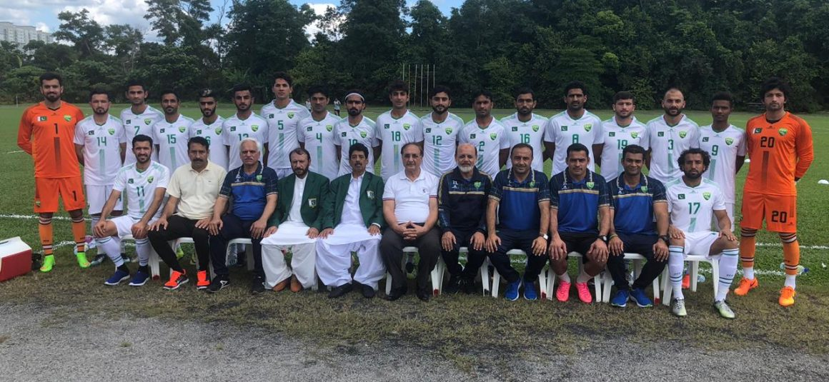 Pakistan hold on for 2-2 draw against Malaysian club [Dawn]