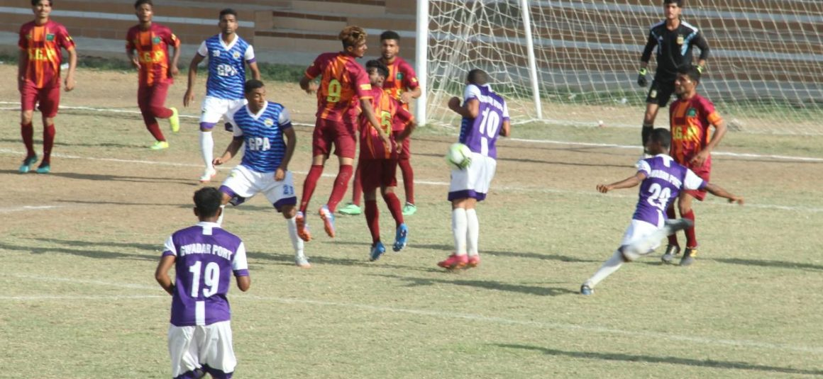 PFF League: Police, GPA maintain unbeaten streaks