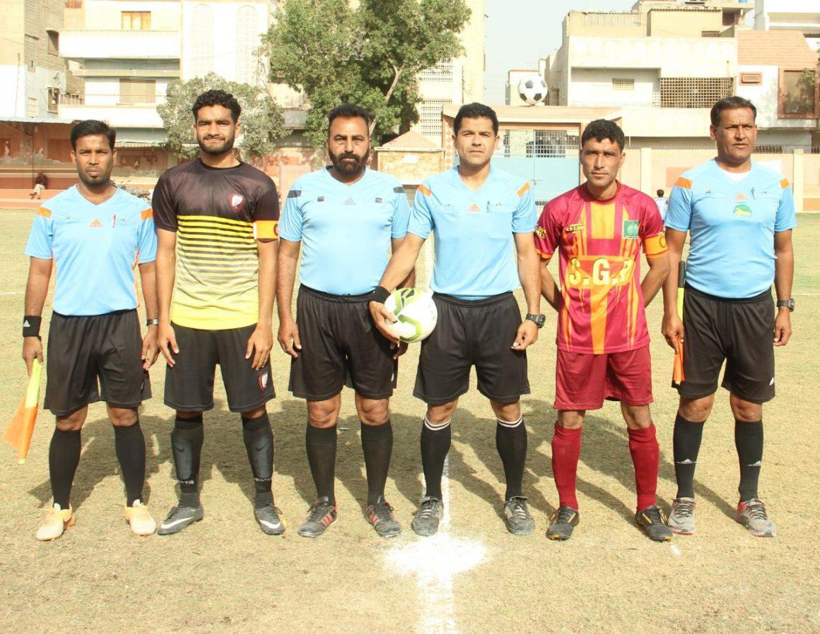 PFF League: Karachi United, PACA register wins
