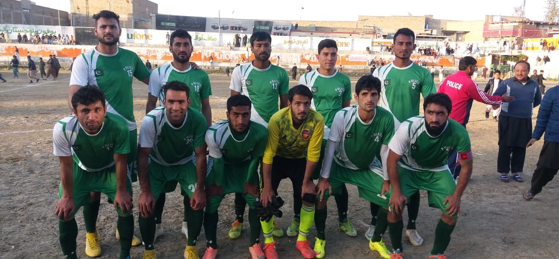 Stalemate moves Police closer to PFFL final-round spot [Dawn]