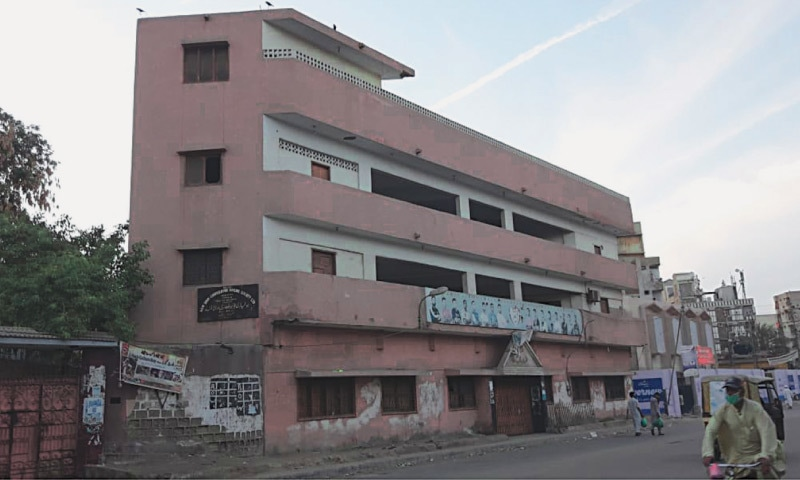 Lyari's Football House [Dawn EOS]