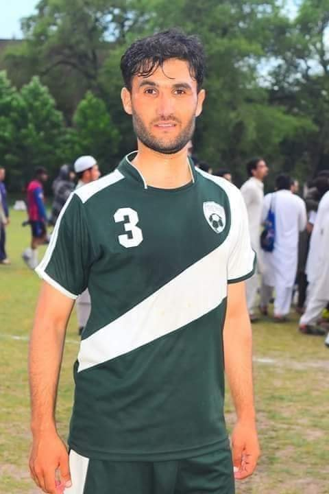Junaid Khan Afridi of Young Jamrud FC killed after rival groups started firing at each other during a local match.