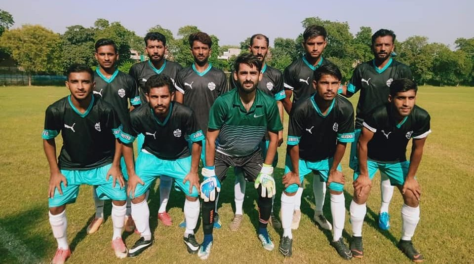 Masha United leaves for PFF League final round on Sunday [APP]