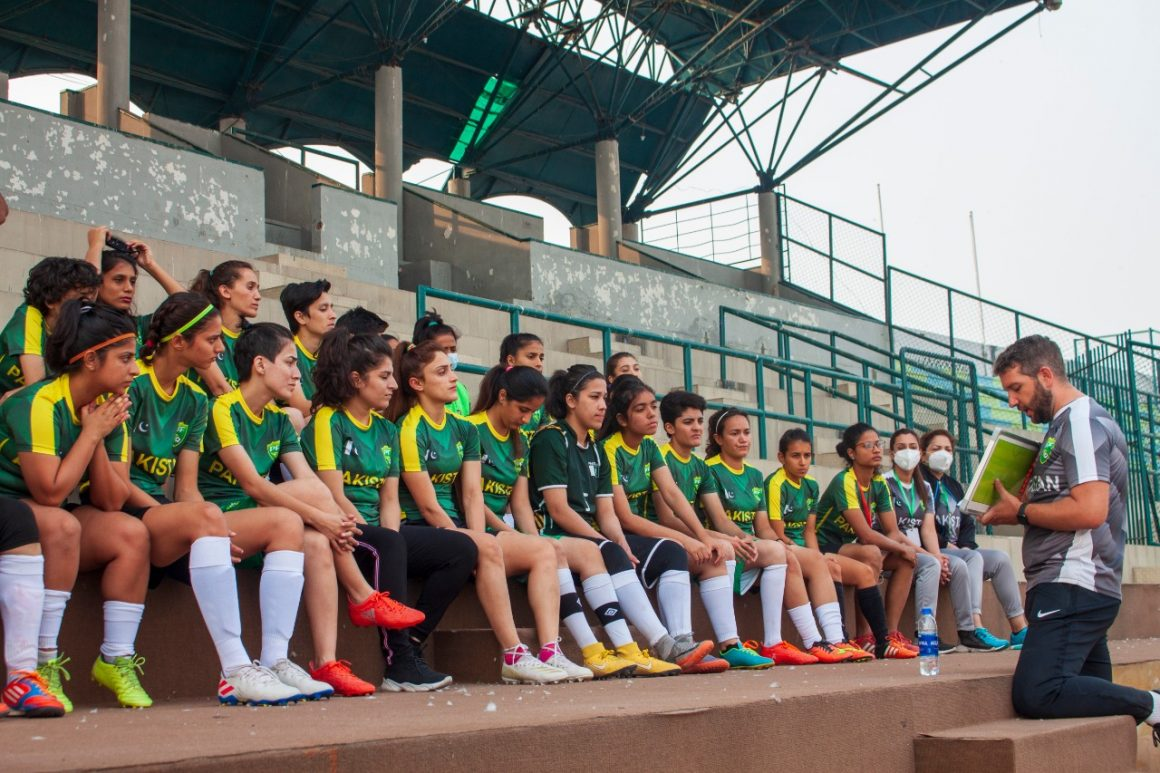 Women's national team camp from 27 May for Asian Cup qualifiers