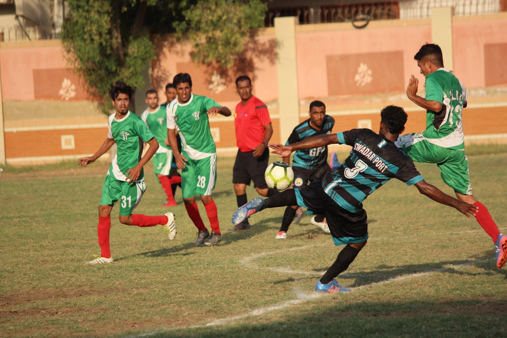 GPA thrash Police 4-0 in PFF League
