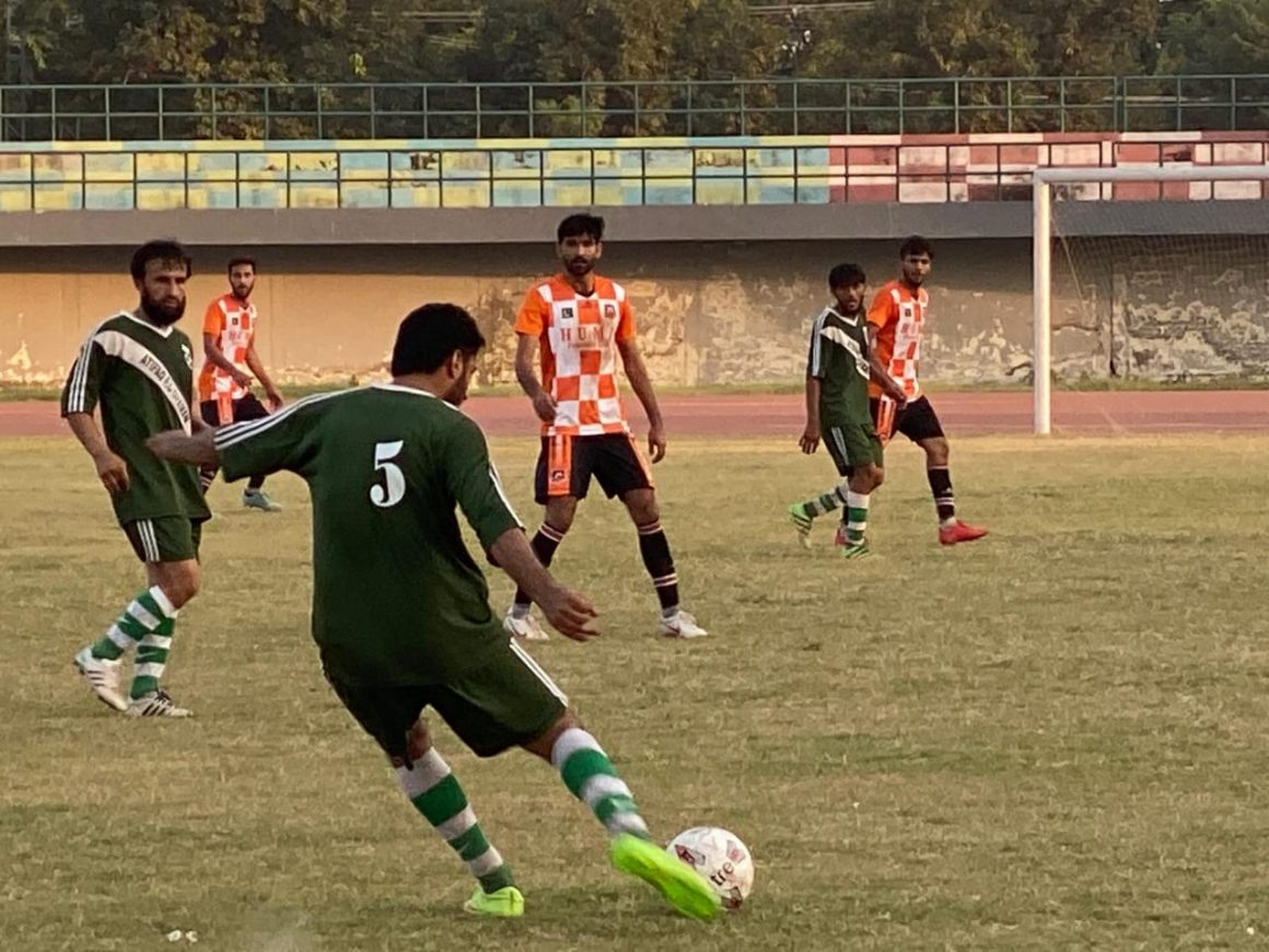Khaleeq inspires Huma to beat Ittefaq, GPA derail Railways