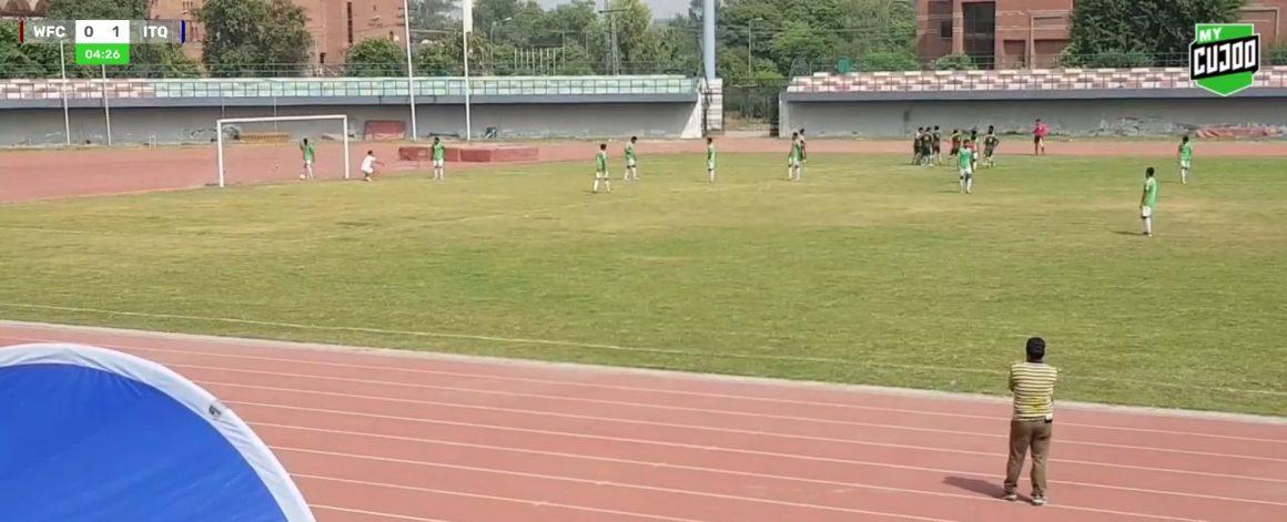 Young Ittefaq thrash Wohaib FC 4-1 [The News]