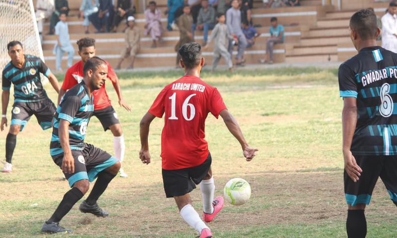 Karachi United fulfill long-time PPFL ambition [Dawn]