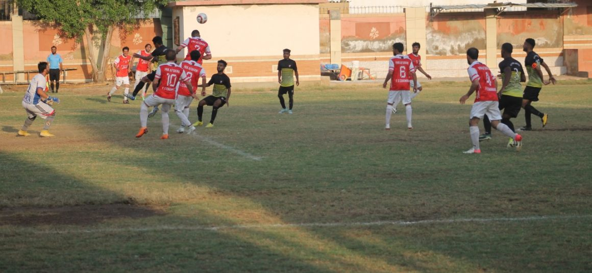 Lyallpur, Baloch, KU record wins in PFF League