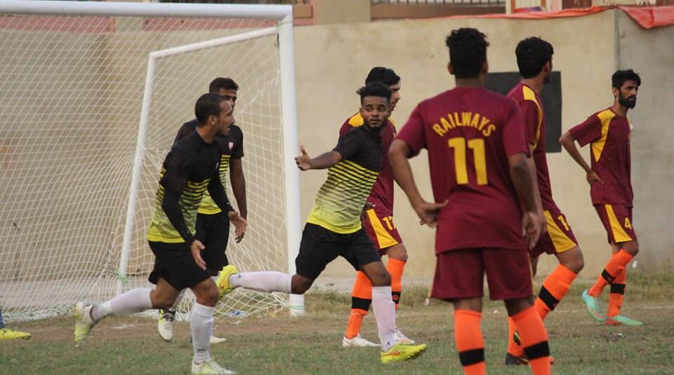 Huma get win, KU and Railways play out draw in PFF League