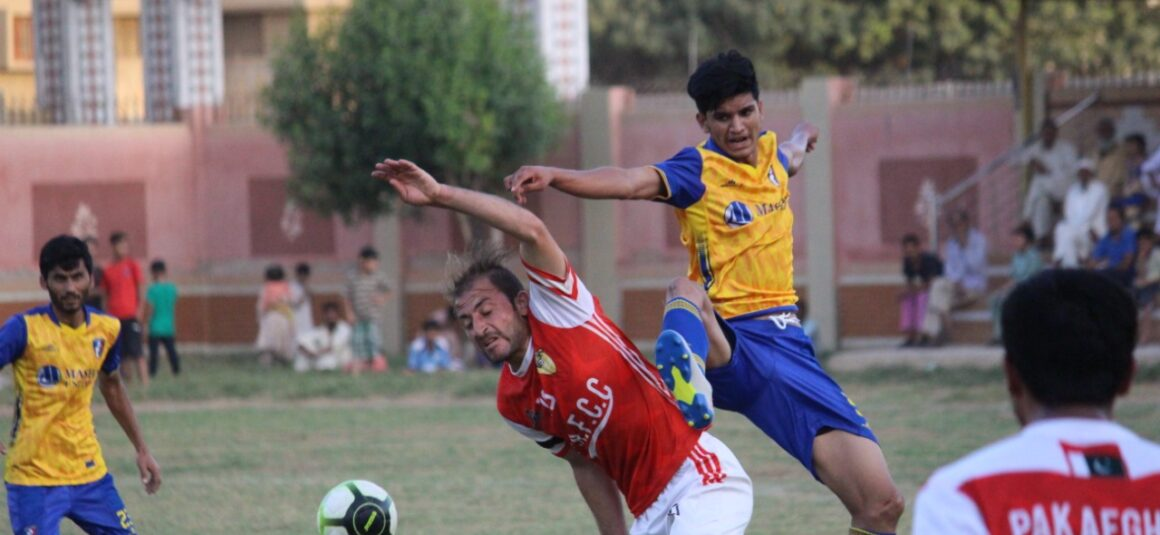 Baloch shatter Ittefaq promotion hopes, Masha and Lyallpur win in PFF League