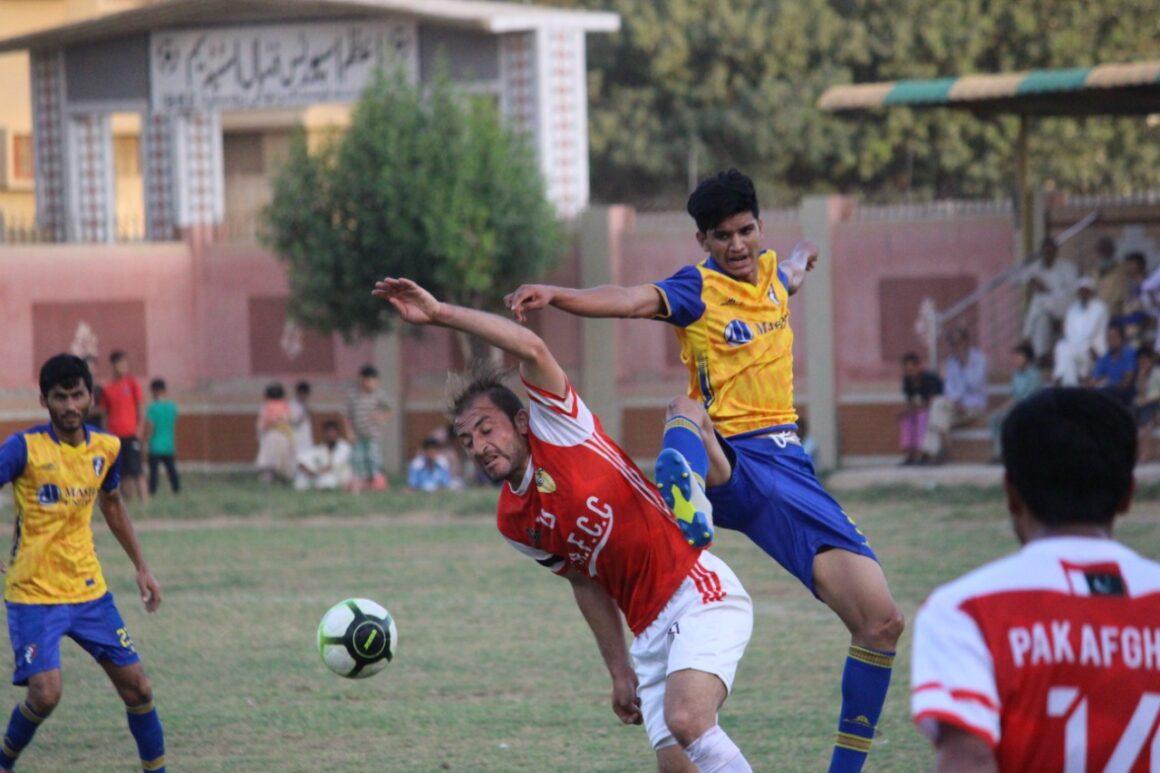 Baloch shatter Ittefaq promotion hopes, Masha and Lyallpur win in PFF League