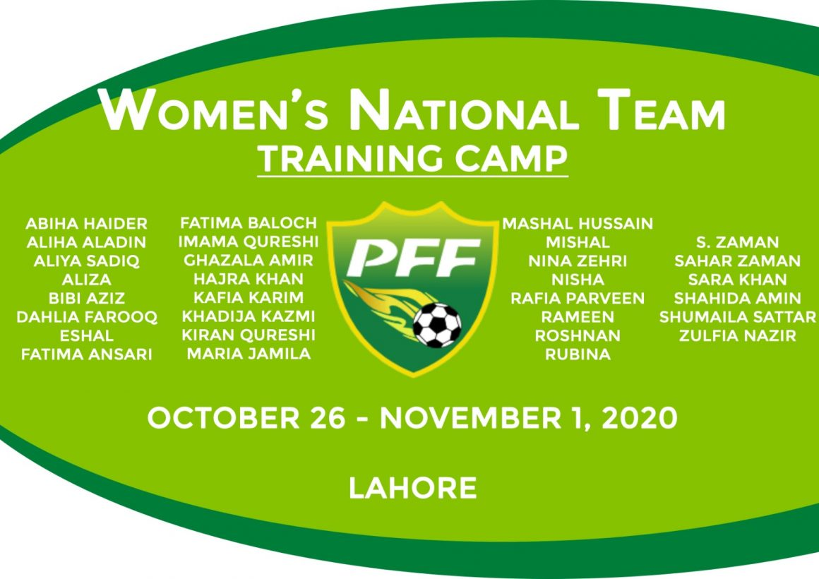 PFF to hold first National Women's Team camp since 2014