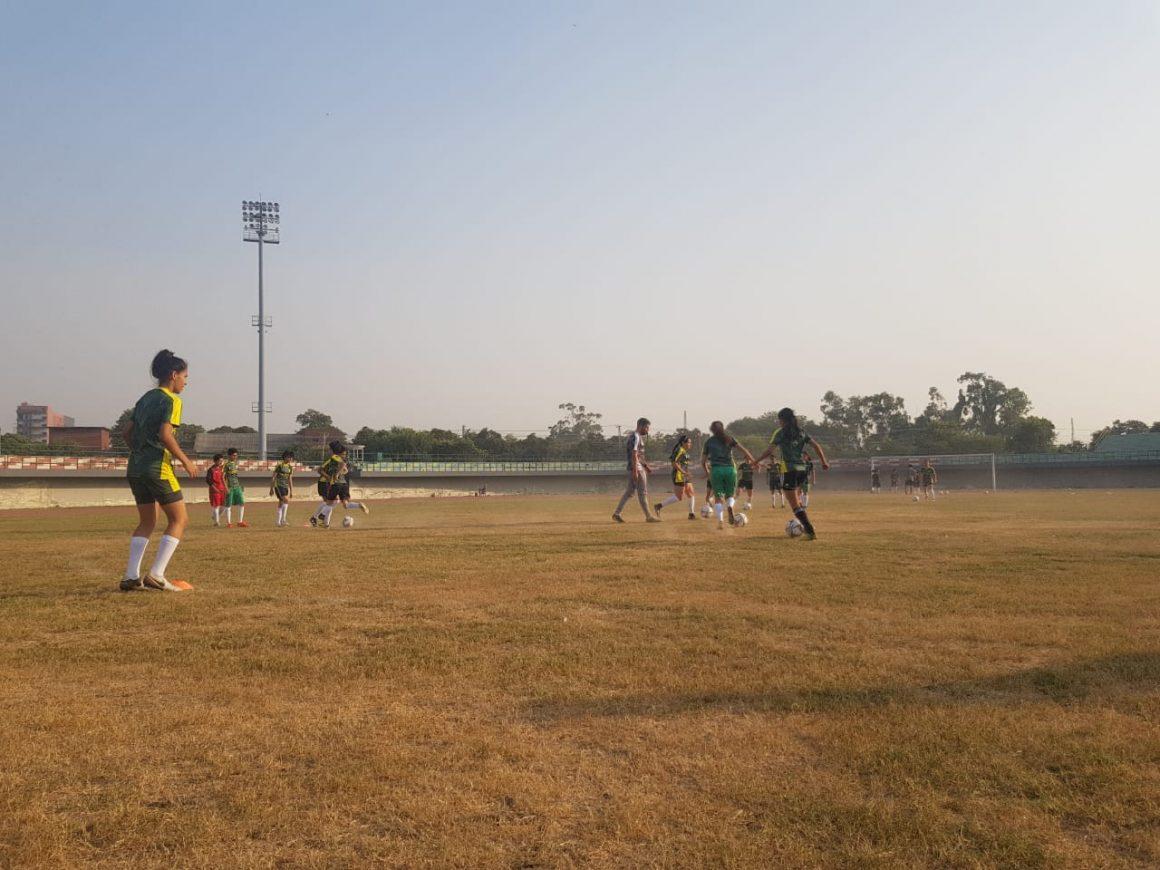 Pak women's team camp begins in Lahore