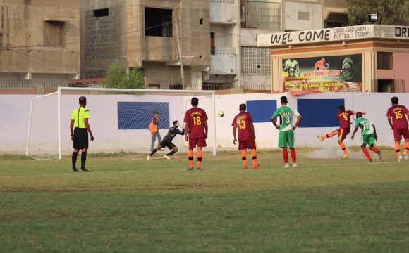 Railways steamroll Police in PFF League