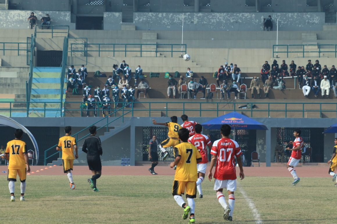 Army begin Challenge Cup defence with win