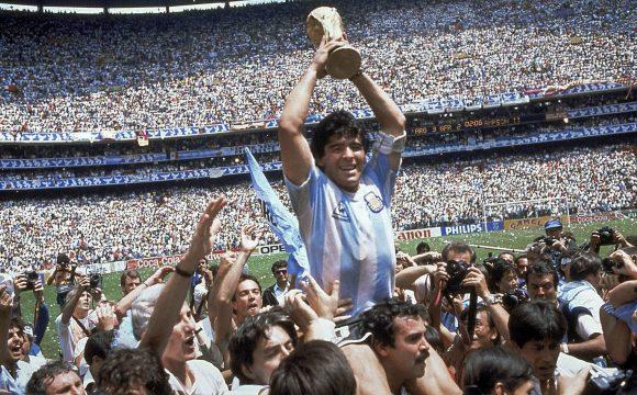 Maradona's death plunges Lyari into grief [Express Tribune]