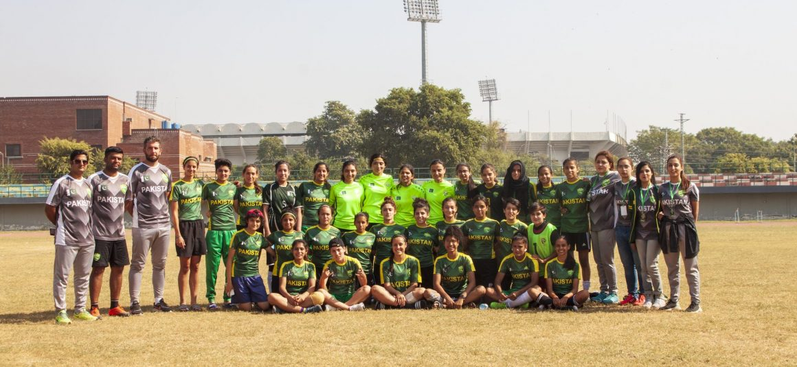 Pak women's team camp concludes