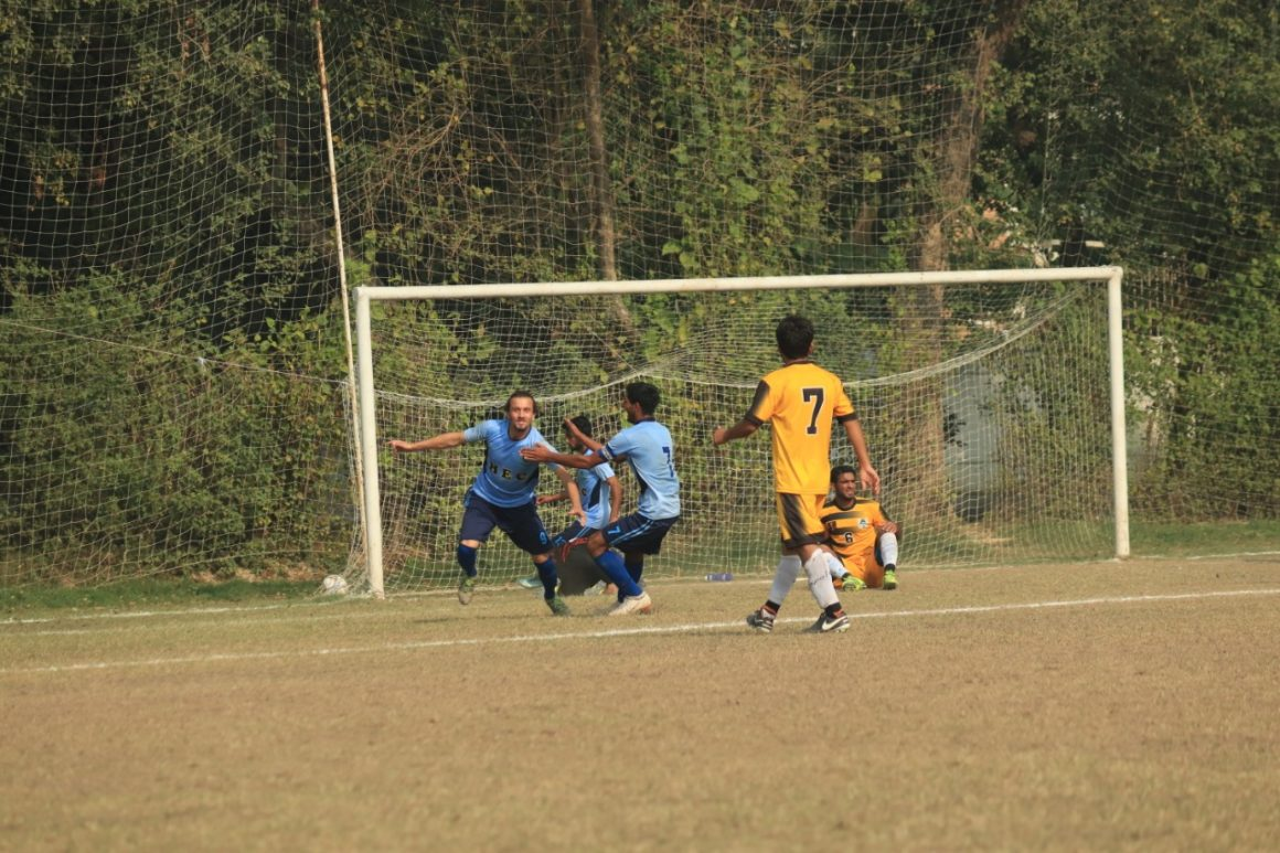Army tops Group A, HEC confirms Ro16 spot in Challenge Cup