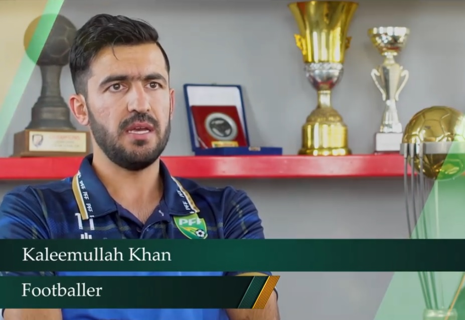 Kaleem urges PM Khan to save country's football [The News]