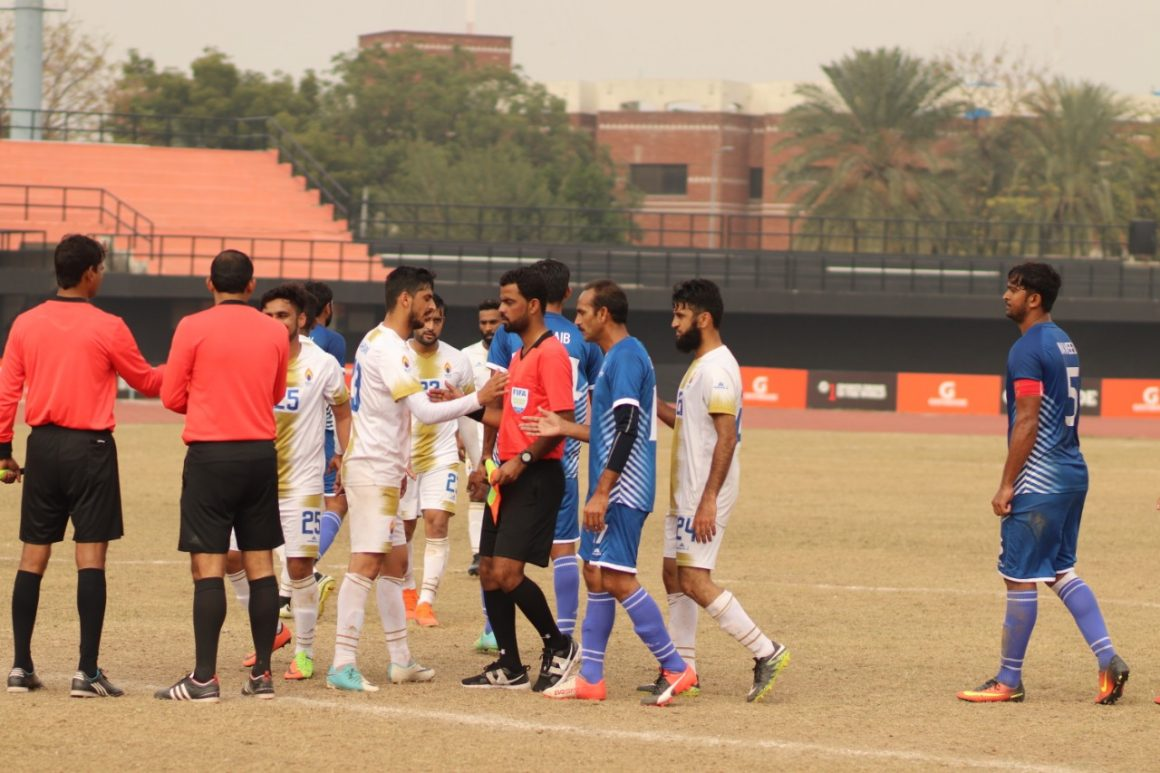SSGC to face PAF in Challenge Cup quarters