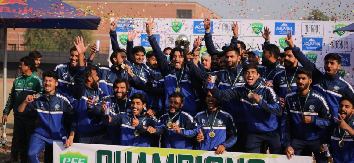 WAPDA win National Challenge Cup 2020