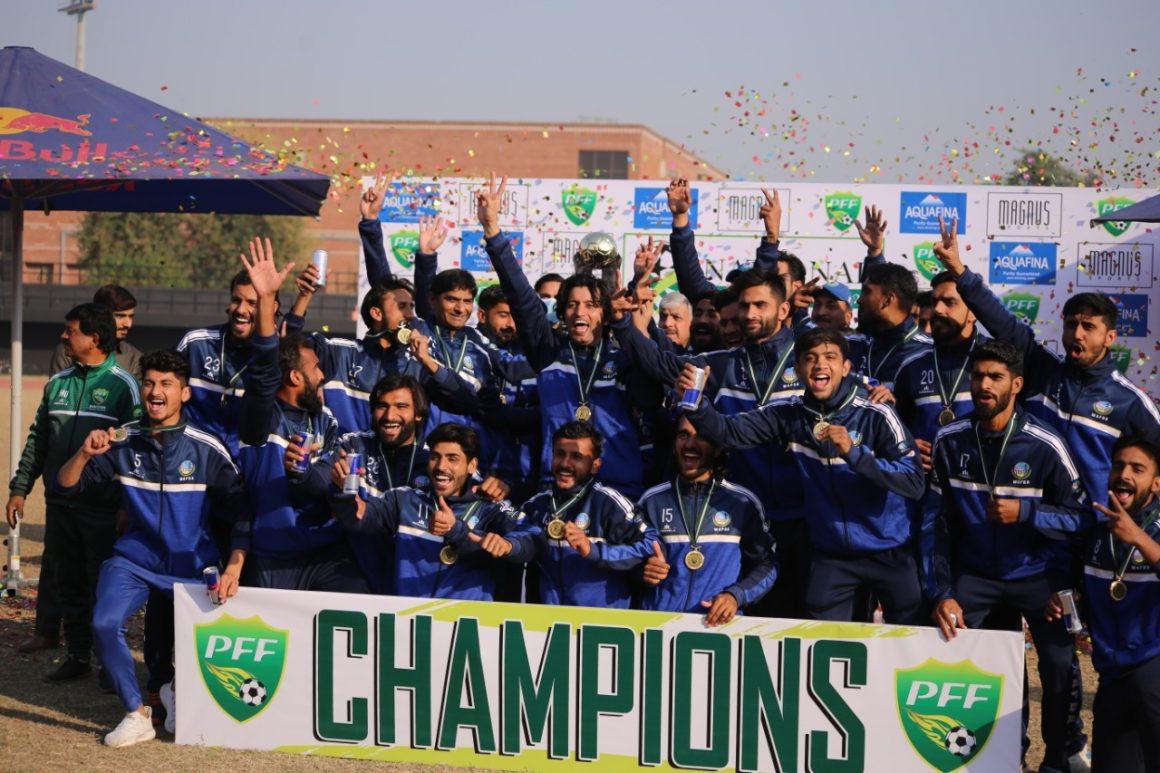WAPDA win National Challenge Cup 2020