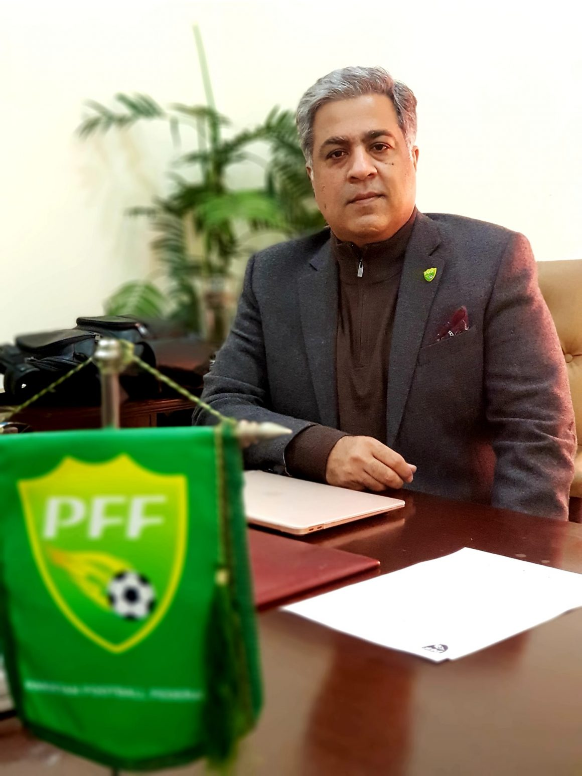 Smooth club scrutiny to pave way for PFF elections, says Malik [The News]