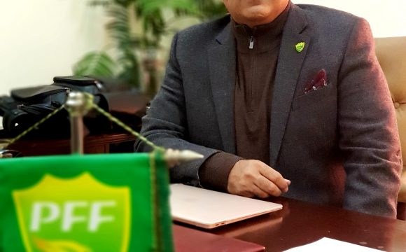 Complete roadmap of PFF election process provided to IPC Ministry, PSB: Haroon [The Nation]