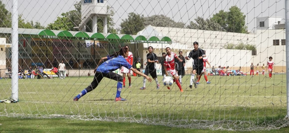 Akhtar slams ongoing National Women Football C'ship over 'loopholes' [The News]