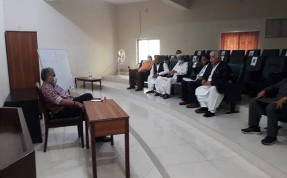 As FIFA suspends Pakistan, Ashfaq seeks dialogue to resolve issue [Dawn]