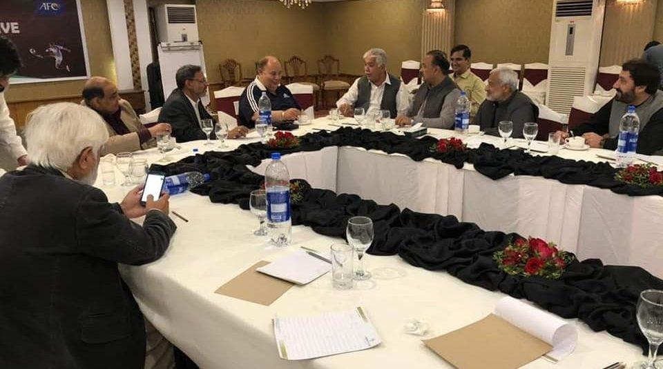 PFF congress authorises Ashfaq to thwart NC's delaying tactics [The News]