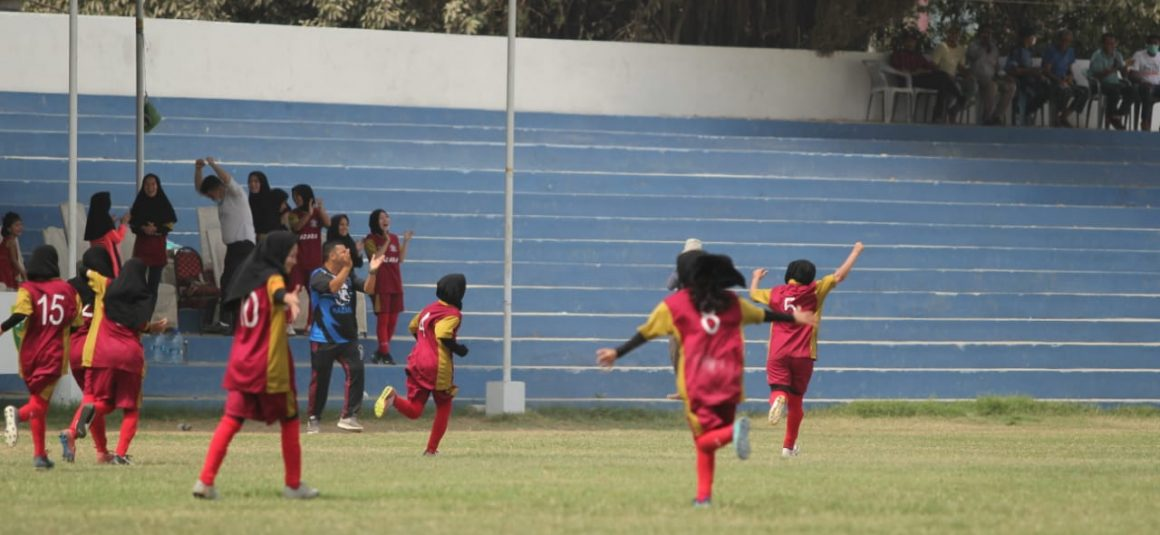Masha win 35-0, Hazara Girls reach NWFC quarterfinals
