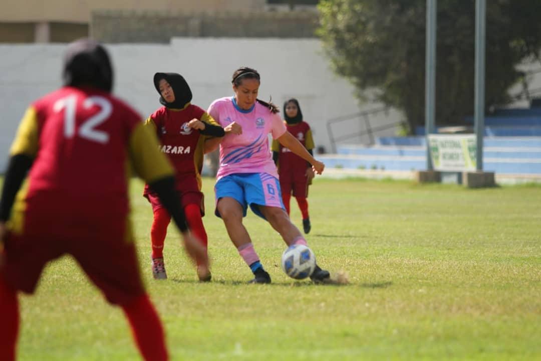 WAPDA overwhelm Hazara Girls 17-0 in NWFC