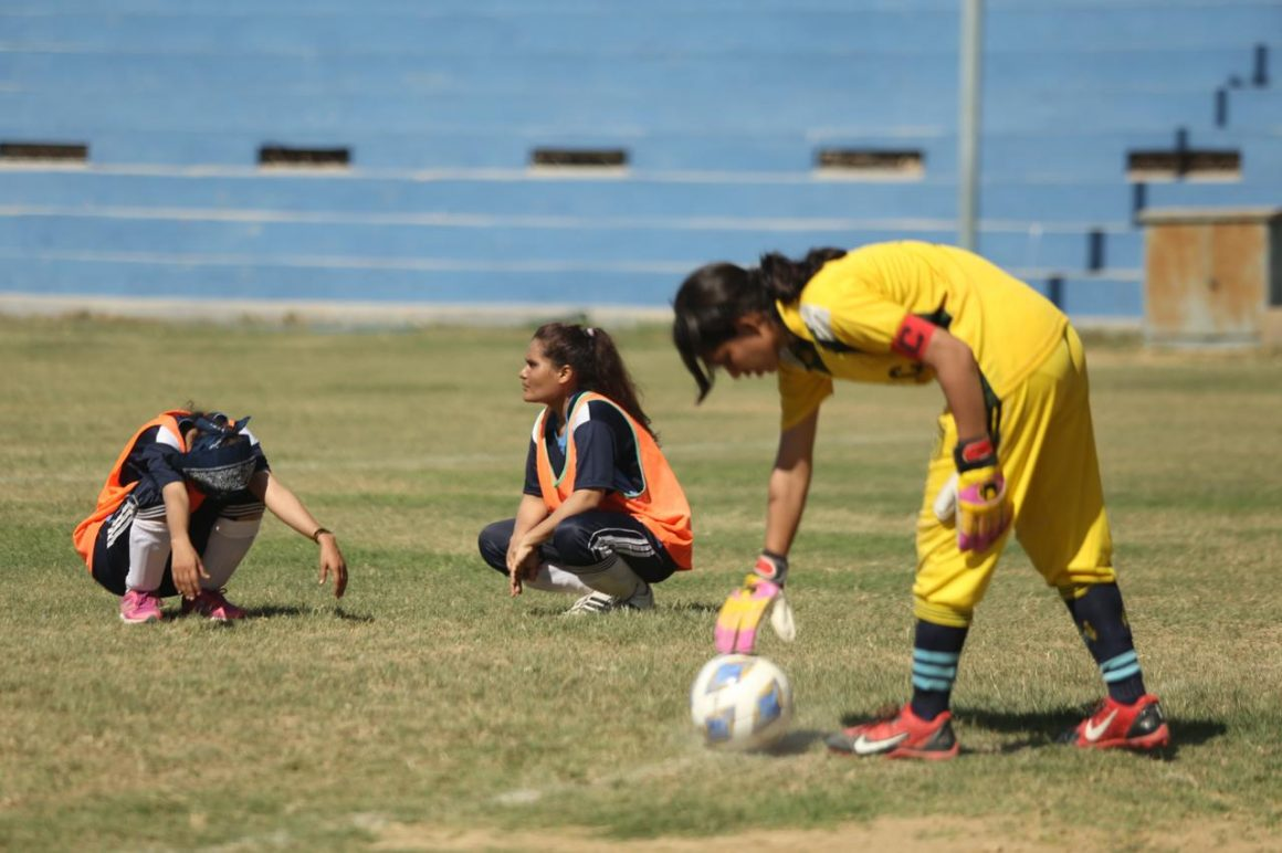Lop-sided victories as national women's football kicks off [Dawn]