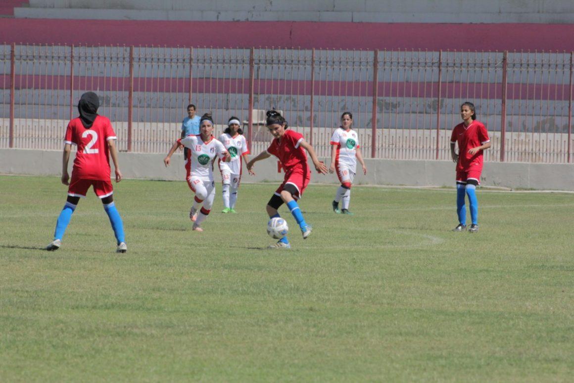 Goals galore as National Women's Football begins [Express Tribune]