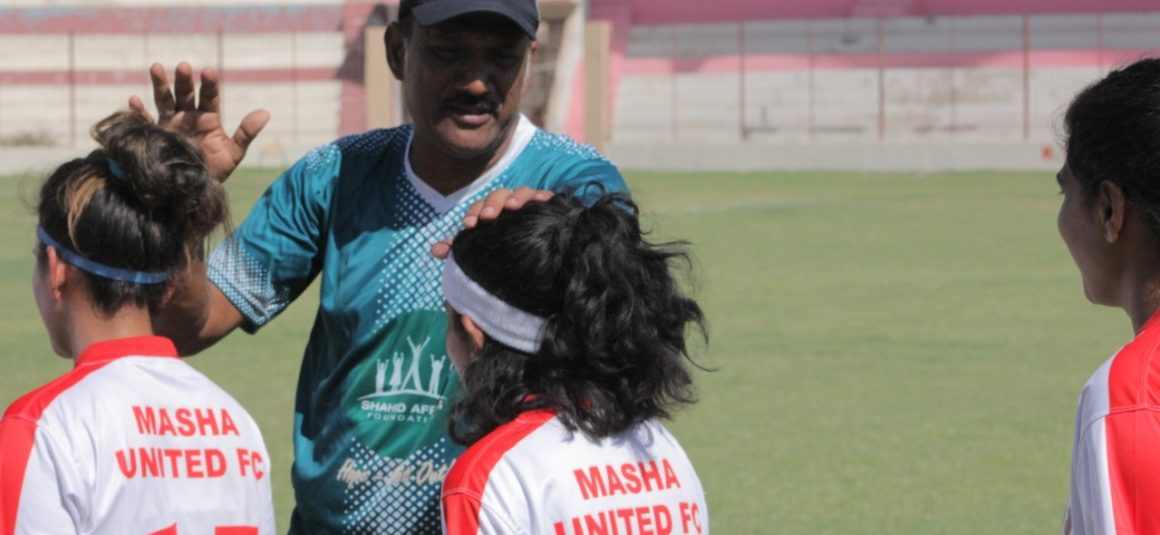 Footballers in Pakistan struggling to survive: Nasir Ismail [The News]