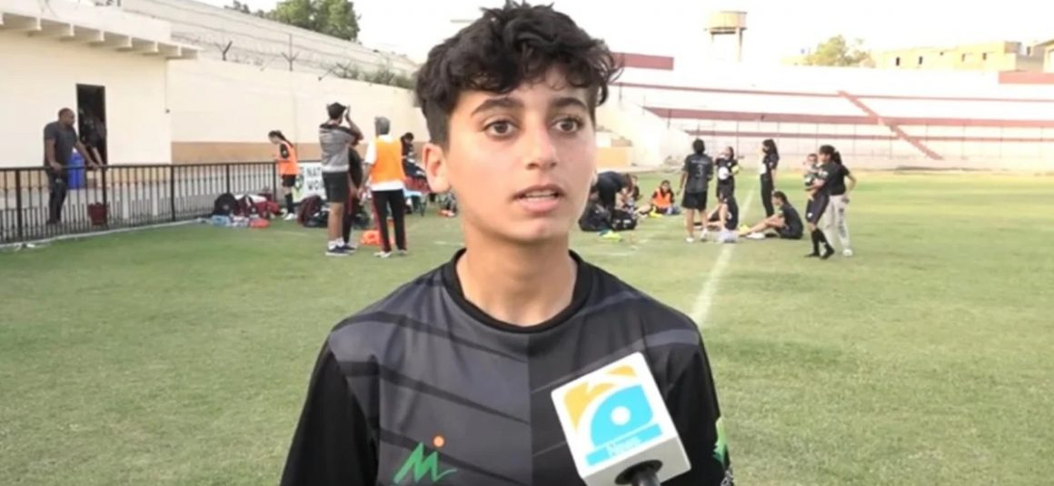 I played for 7 years without getting paid: female footballer Suha Hirani [Geo Super]