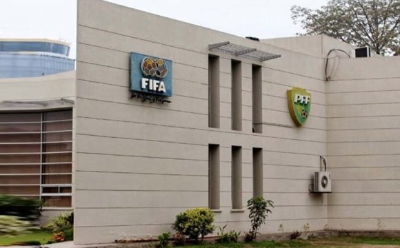 Influential figures mobilized to resolve PFF's headquarters dispute [ARY Sports]