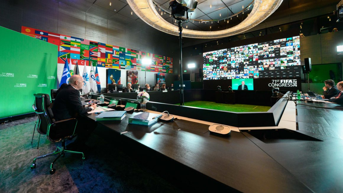 Suspension on Pakistan ratified by FIFA Congress [Dawn]