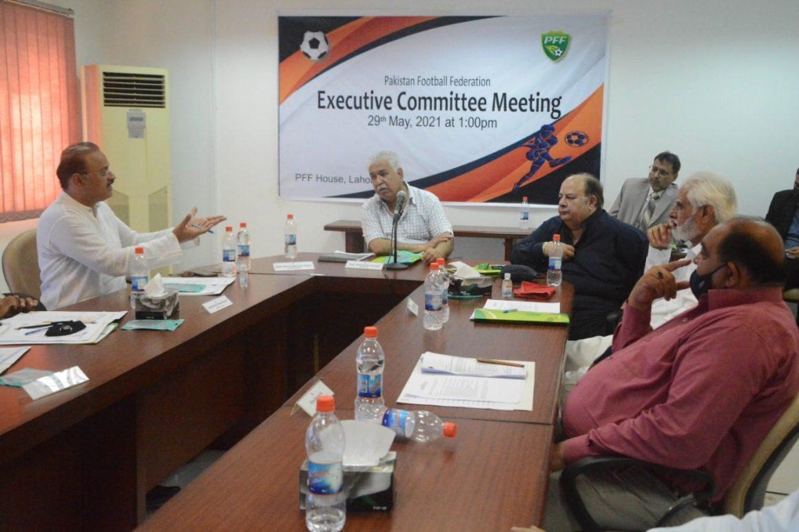 Ashfaq's PFF announces holding of franchise league in December [Dawn]
