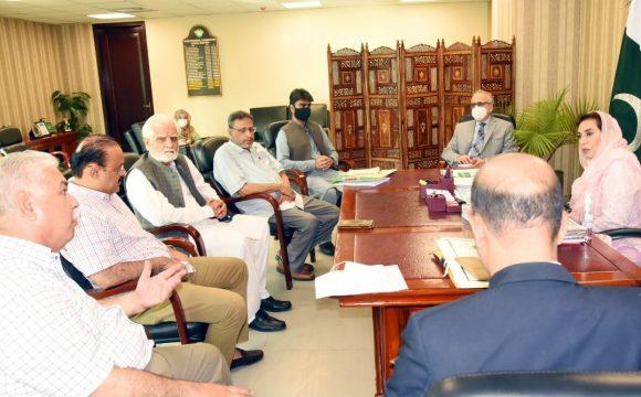 Ashfaq group delegation to meet Fehmida today [The News]