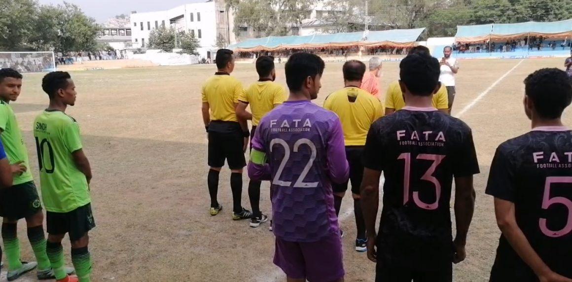 U23 semi-finalists decided