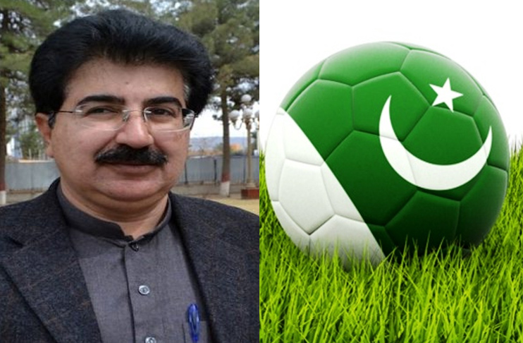 Senate chairman Sanjrani forms committee to rescue football in Pakistan [ARY Sports]