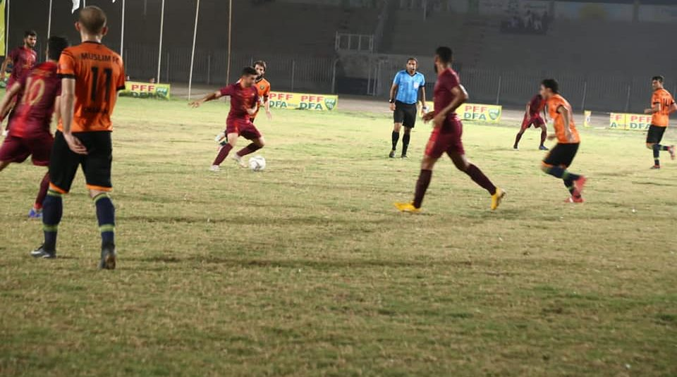 Late goal gives SSGC first win [Dawn]