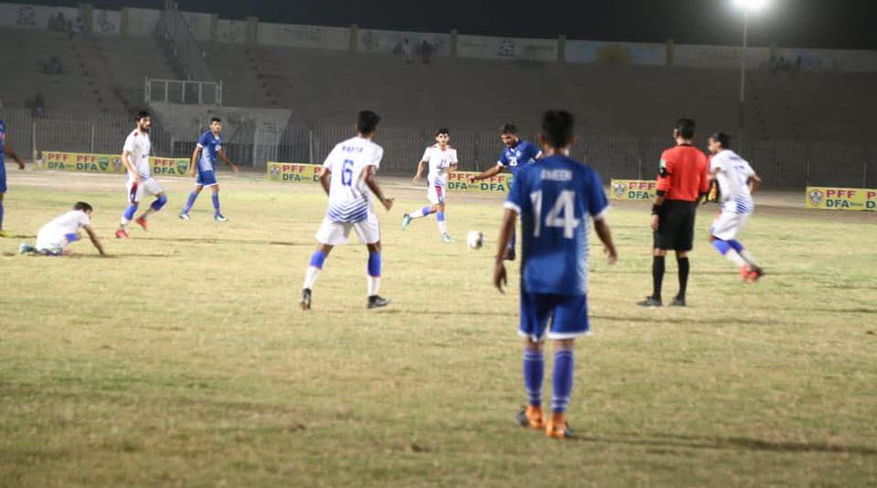 Ahmad's double helps WAPDA record third successive win [The News]